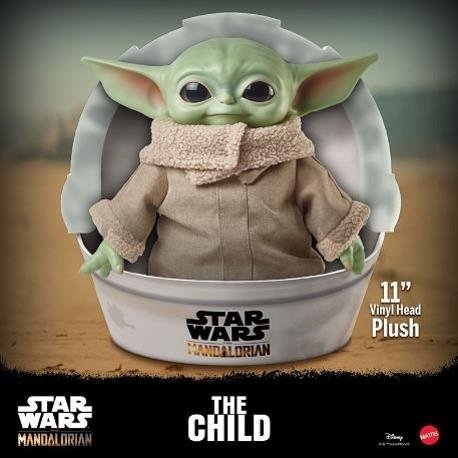 Star Wars Child Basic Plush  Buy at Beattys Loughrea. Www.beattys.ie