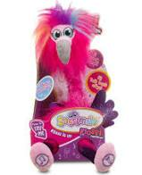 Sassimals Flossi The Flamingo Soft Toy. Buy at Beattys Loughrea Galway. Www.beattys.ie