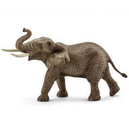 SCHLEICH AFRICAN ELEPHANT  MALE 14762  At Beattys Loughrea Galway. Www.beattys.ie