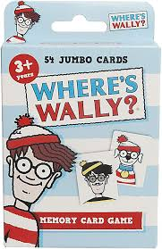 Wheres Wally  At Beattys Loughrea Galway. Www.beattys.ie