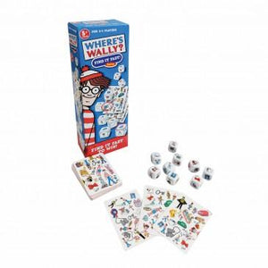 Where's Wally Find It Fast Game  At Beattys Loughrea Galway. Www.beattys.ie