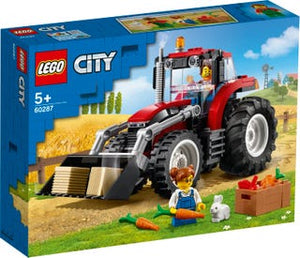 Lego 60287 City Tractor Buy Instore or online at beattys.ie