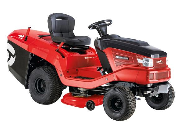 Solo by AL-KO T15-95.6 HD Premium Ride-On Mower - Beattys of Loughrea , www.beattys.ie