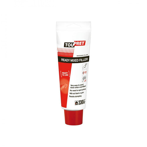 Toupret Touprelite F Ready Mixed Filler - 330g - Beattys of Loughrea , www.beattys.ie