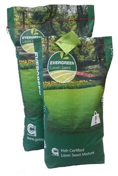 LAWN SEED 10KG EVERGREEN No 2 - Beattys of Loughrea , www.beattys.ie