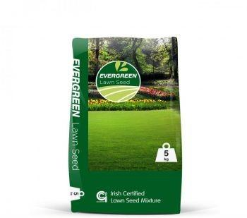 LAWN SEED 5KG NO2 EVERGREEN - Beattys of Loughrea , www.beattys.ie