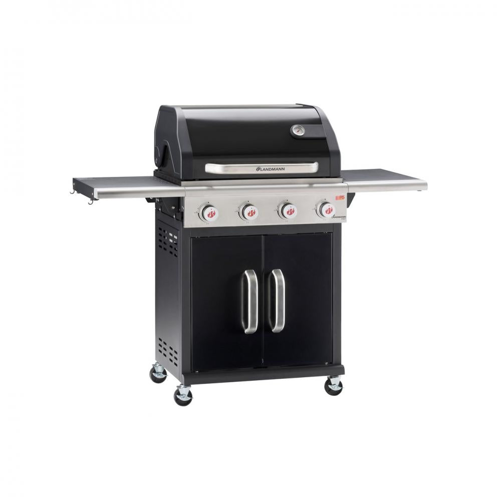 Landmann Triton 3.0 PTS Gas Barbecue  At Beattys Loughrea Galway. Www.beattys.ie