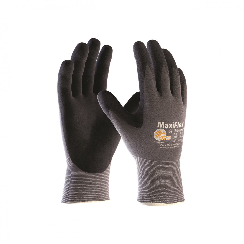 ATG Maxiflex Gloves - 8  At Beattys Loughrea Galway. Www.beattys.ie