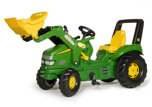 Rolly John Deere Xtrac with Loader - Beattys of Loughrea , www.beattys.ie