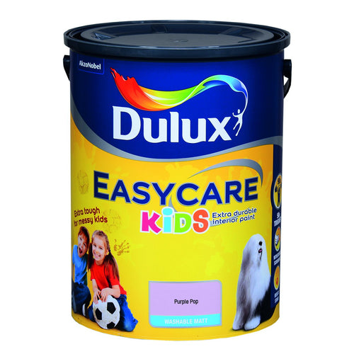 EASYCARE KIDS 5L PURPLE POP  At Beattys Loughrea Galway. Www.beattys.ie