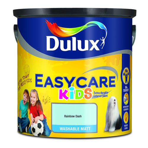 EASYCARE KIDS 2.5L RAINBOW DASH  At Beattys Loughrea Galway. Www.beattys.ie