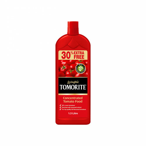 Levington Tomorite Concentrated Tomato Food - 1ltr + 30  At Beattys Loughrea Galway. Www.beattys.ie
