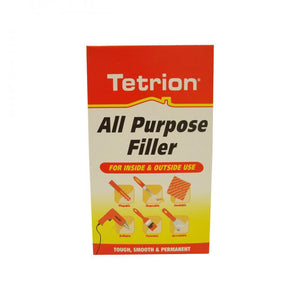 Tetrion All Purpose Powder Filler - 1.5kg  At Beattys Loughrea Galway. Www.beattys.ie