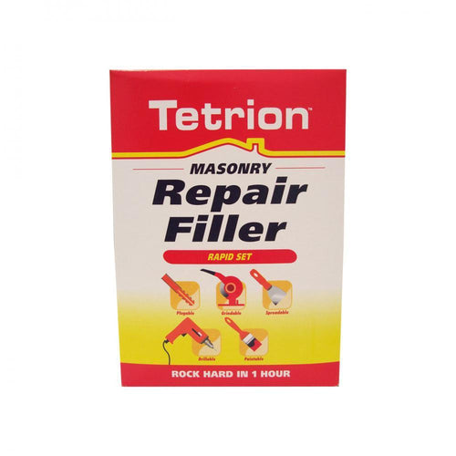 Tetrion Masonry Repair Filler - 2kg - Beattys of Loughrea , www.beattys.ie