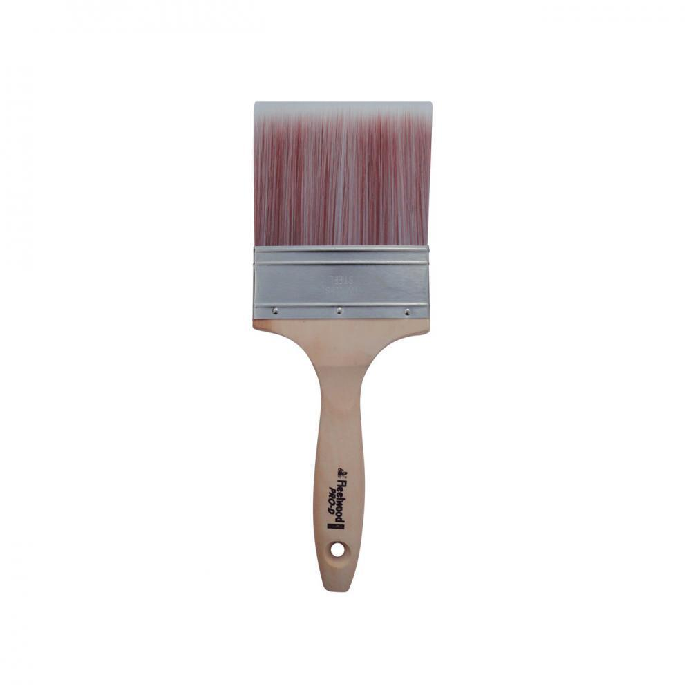 Fleetwood Pro D Paint Brush - 4in - Beattys of Loughrea , www.beattys.ie