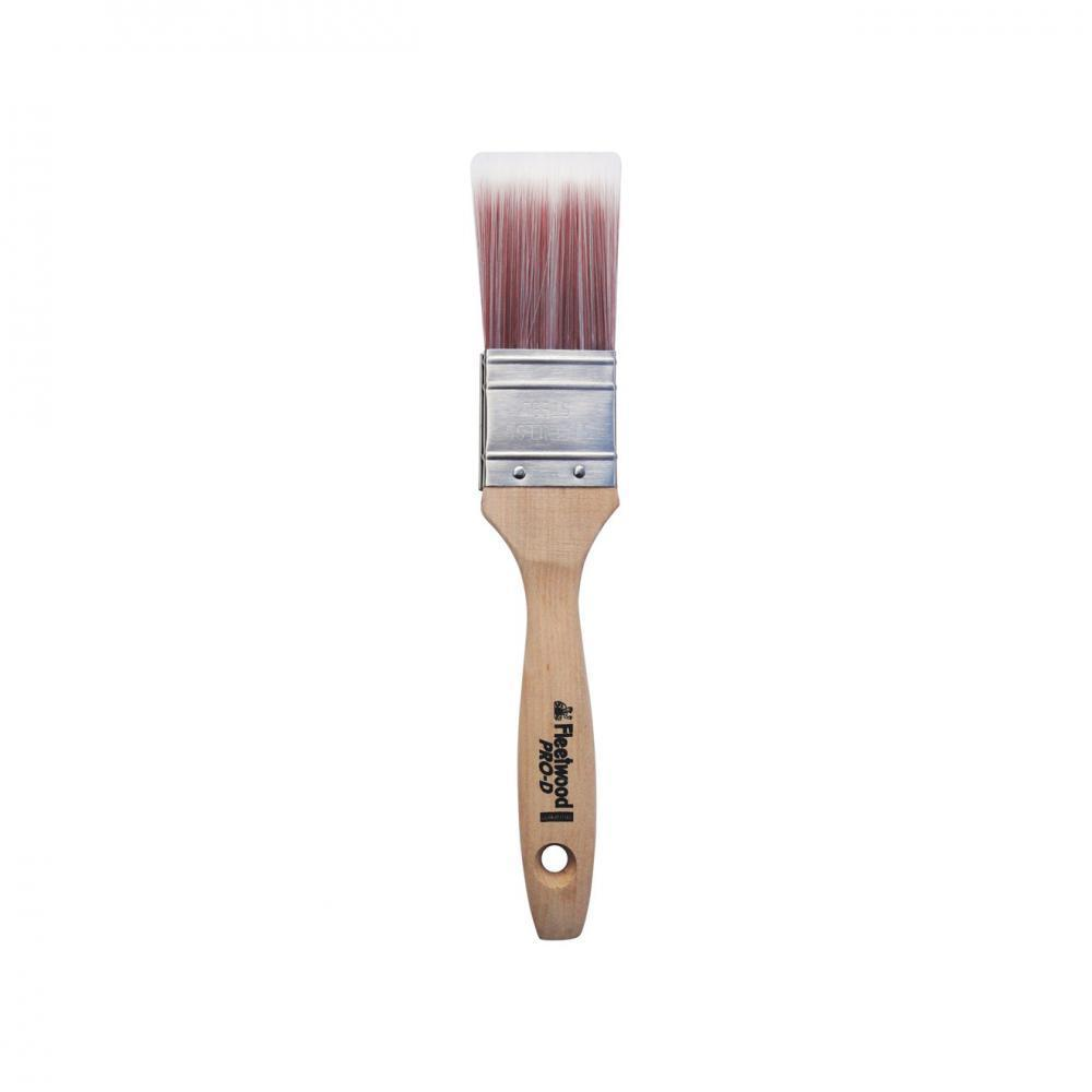 Fleetwood Pro D Paint Brush - 1.5in  At Beattys Loughrea Galway. Www.beattys.ie