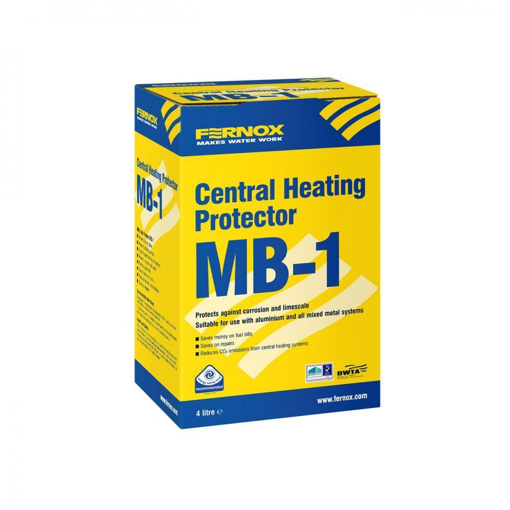 Fernox Central Heating Protector MB1 - 4 Litre  At Beattys Loughrea Galway. Www.beattys.ie