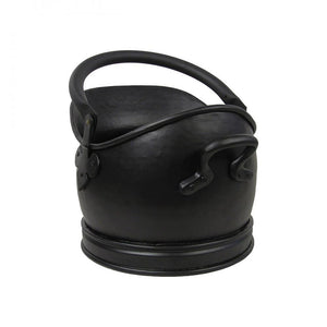 Sirocco Handmade Large Coal Bucket - 29cm  At Beattys Loughrea Galway. Www.beattys.ie