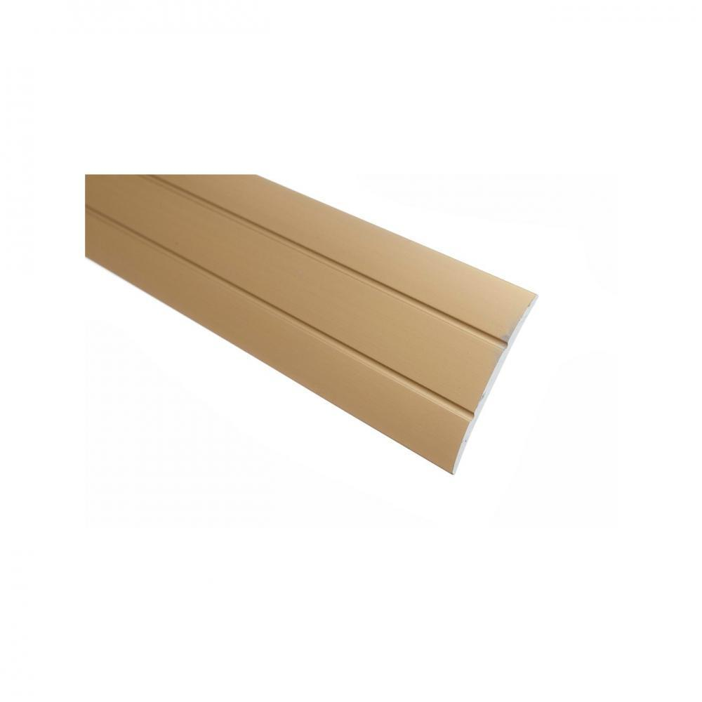 Trojan Self Adhesive Floor Coverstrip 38mm - Gold  At Beattys Loughrea Galway. Www.beattys.ie