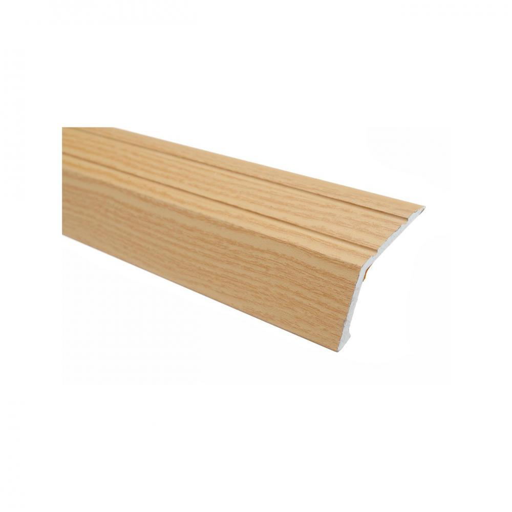 Trojan Self Adhesive Floor Reducer 15mm - Natural Oak - Beattys of Loughrea , www.beattys.ie