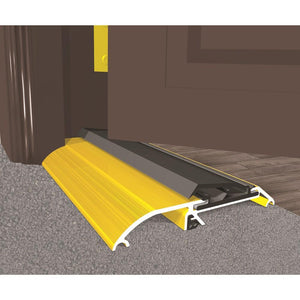 Exitex Gold Threshex Sill Door Seal - 17 x 80mm  At Beattys Loughrea Galway. Www.beattys.ie