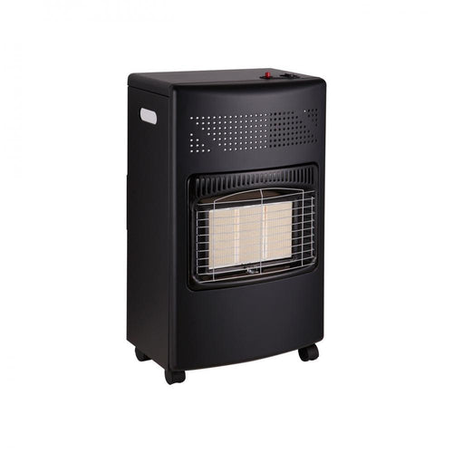 Kingavon Portable Gas Cabinet Heater - 4.2Kw  Buy at Beattys Loughrea. Www.beattys.ie