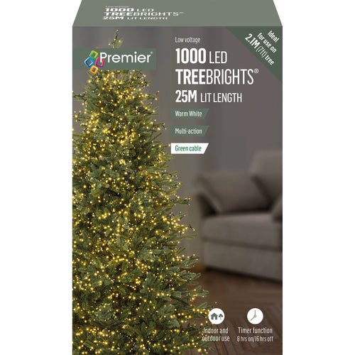 1000LED TREEBRIGHTS W/WHITE LIGHTS LV162179WW  At Beattys Loughrea Galway. Www.beattys.ie