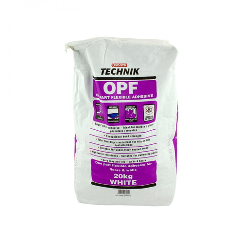 Evo-Stik Technik OPF One Part Flexible Tile Adhesive 20 - Beattys of Loughrea , www.beattys.ie