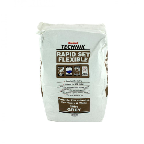 Evo-Stik Technik Rapid Set Flexible Wall & Floor Gr - Beattys of Loughrea , www.beattys.ie