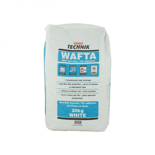 Evo-Stik Technik WAFTA Wall & Floor Tile Adhesive 2 - Beattys of Loughrea , www.beattys.ie
