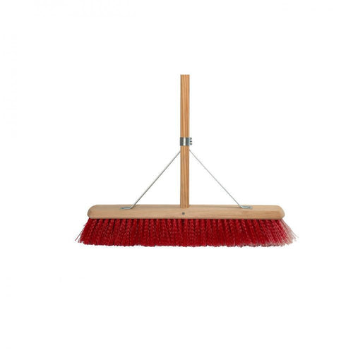 Varian Stiff Synthetic Platform Brush With Handle & Sta - Beattys of Loughrea , www.beattys.ie