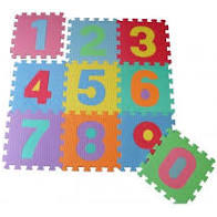 Numbers Puzzle In Zip Bag Buy Instore or online at beattys.ie