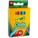 Crayola Chalk Coloured - Beattys of Loughrea , www.beattys.ie