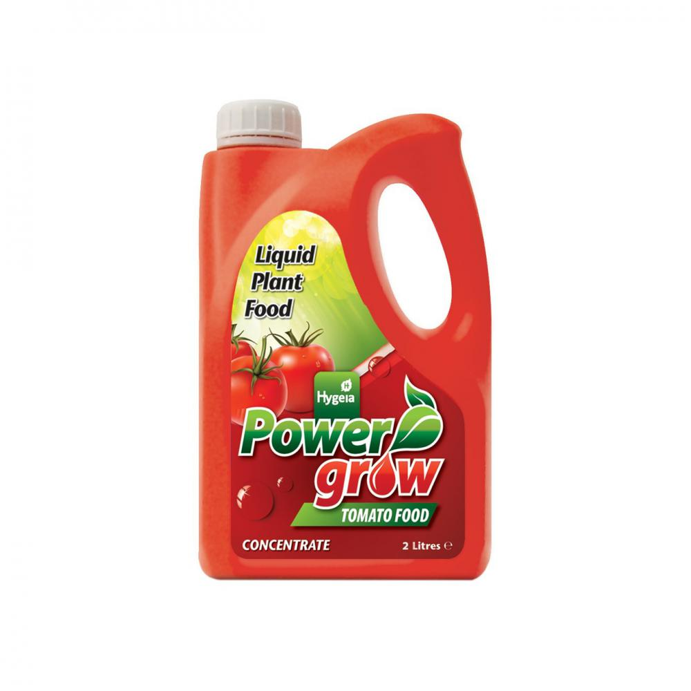 Powergrow Tomato Food - 2 Litre  At Beattys Loughrea Galway. Www.beattys.ie