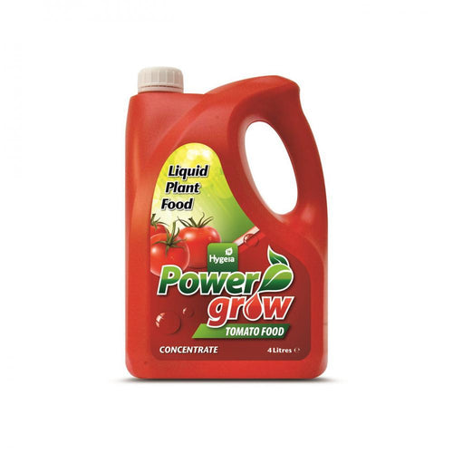Hygeia Powergrow Tomato Food - 4ltr  At Beattys Loughrea Galway. Www.beattys.ie