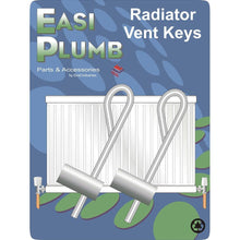 Load image into Gallery viewer, 2PK VEHA VENT KEY EPVVK - Beattys of Loughrea , www.beattys.ie