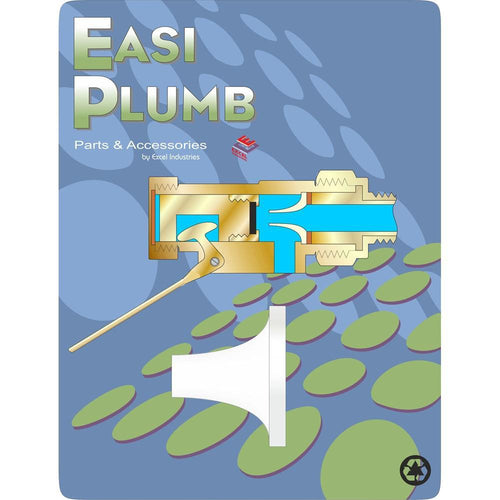 Easi Plumb Low Pressure Float Valve Seat - 1/2in  At Beattys Loughrea Galway. Www.beattys.ie