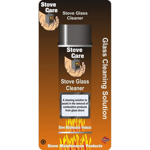 STOVE CARE 400ML GLASS CLEANER SC400GC Buy Instore or online at beattys.ie