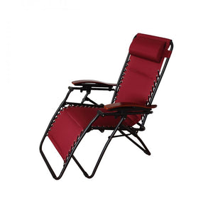 Culcita Deluxe Padded Zero Gravity Chair  At Beattys Loughrea Galway. Www.beattys.ie