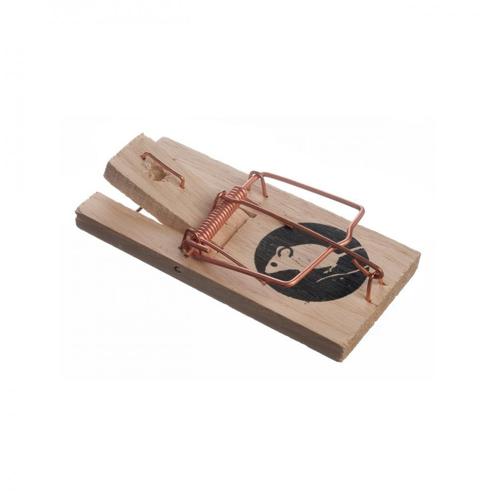 Pestclear Wooden Mouse Trap - Twin Pack - Beattys of Loughrea , www.beattys.ie