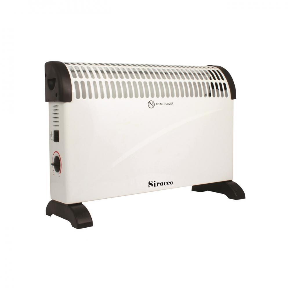 Sirocco Convector Heater - 2Kw - Beattys of Loughrea , www.beattys.ie