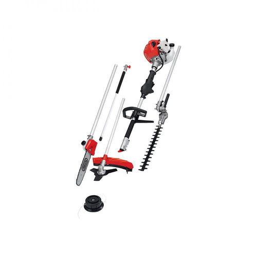 ProPlus 4 in 1 Multifunction Petrol Garden Tool - 33cc - Beattys of Loughrea , www.beattys.ie
