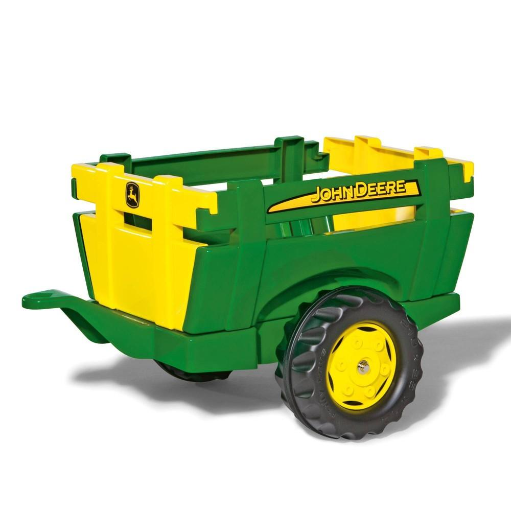 ROLLY JOHN DEERE FARM TRAILER Buy Instore or online at beattys.ie