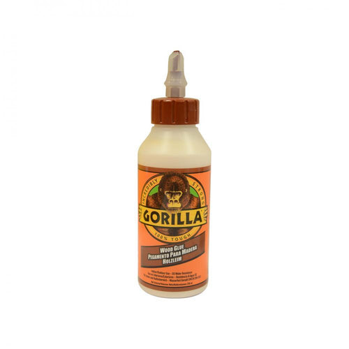 Gorilla Wood Glue - 236ml  At Beattys Loughrea Galway. Www.beattys.ie