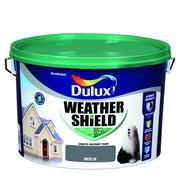 MERLIN DULUX Dulux Weathershield Masonry Paint Colours - 10 Litre - Beattys of Loughrea , www.beattys.ie