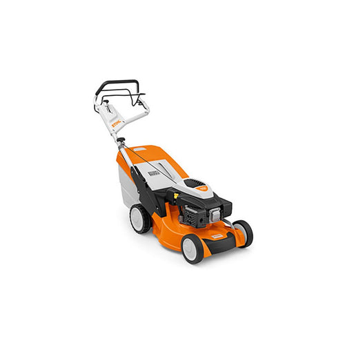 STIHL RM650.0V 20IN ALU MULCH & COLLECT MONO HANDLE VS MOWER 63640113401 - Beattys of Loughrea , www.beattys.ie