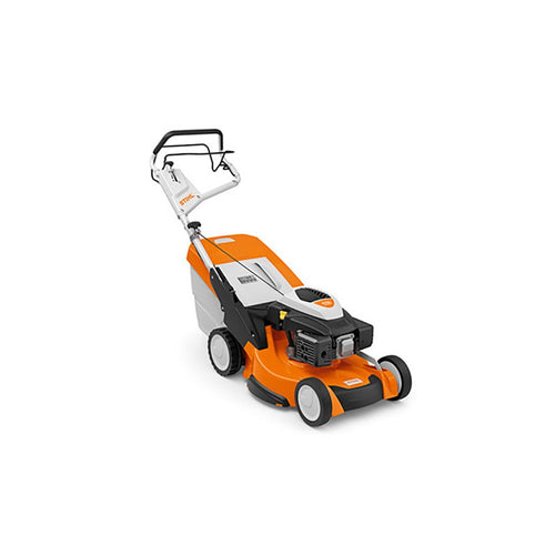 STIHL RM655.0V 21IN ALU MULCH & COLLECT MONO HANDLE VS MOWER 63740113401 - Beattys of Loughrea , www.beattys.ie