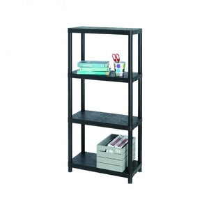 Sigma 4-Tier Shelving Unit - 12in - Beattys of Loughrea , www.beattys.ie