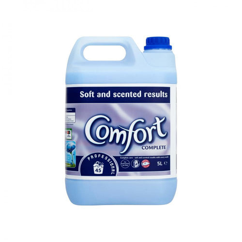 Comfort Complete Fabric Conditioner - 5ltr - Beattys of Loughrea , www.beattys.ie