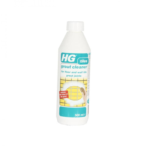 HG Grout Cleaner - 500ml - Beattys of Loughrea , www.beattys.ie